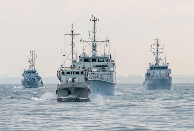 Украина провела тренировки с НАТО. Волшебный Партенит