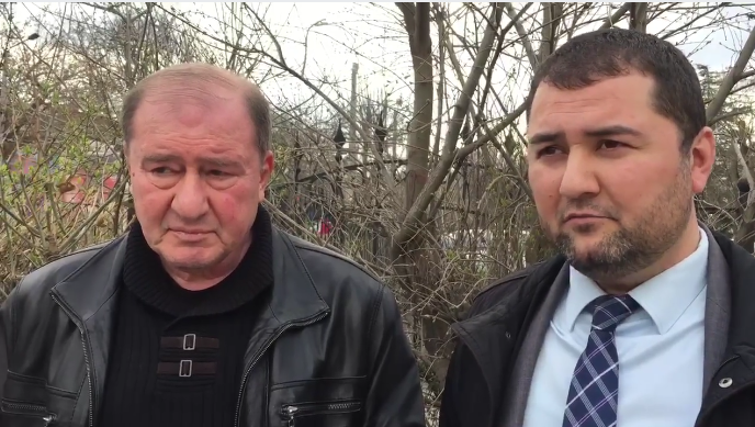 Оккупанты вКрыму вручили Умерову обвинительное заключение