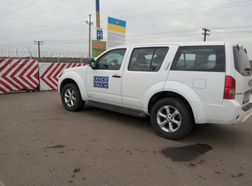 СБУ отклоняет заявления боевиков оподготовке провокации против наблюдателей ОБСЕ