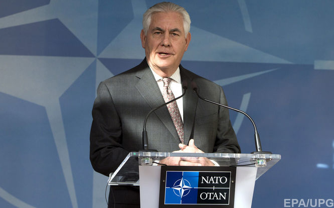 Тиллерсон снова разочаровал Кремль: Санкции неснимут довозвращения Крыма
