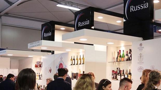 Крымское вино убрали с российского стенда на выставке в Италии, после обращения в полицию. Волшебный Партенит