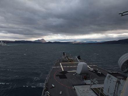 Капитан опроверг сообщения СМИ оботмене морского парада вПетербурге