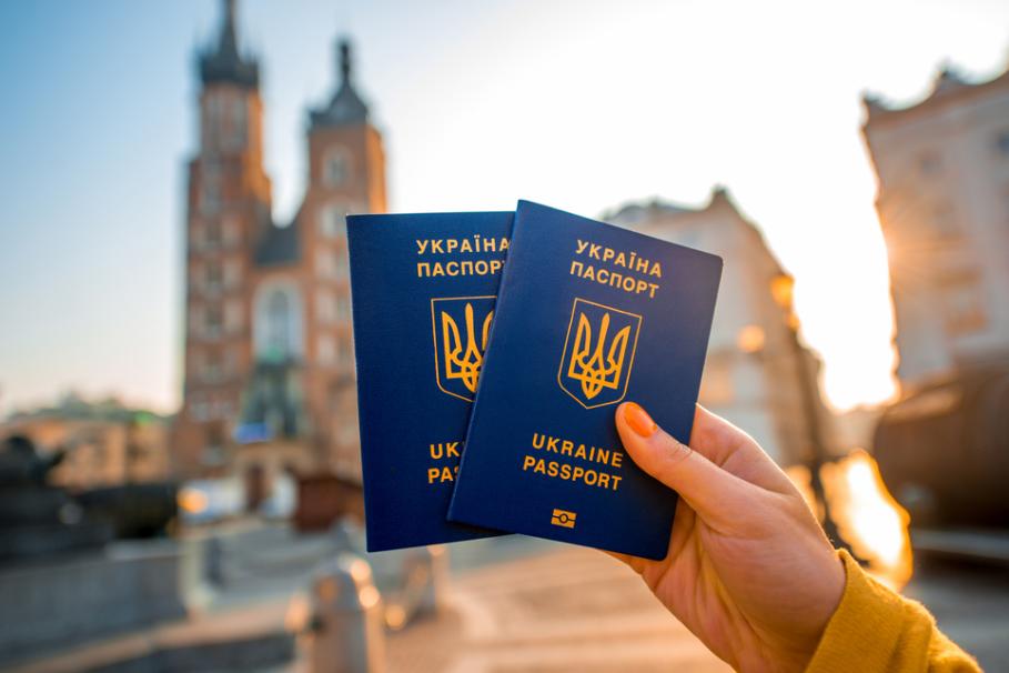 Украина получила безвизовый режим с Евросоюзом. Волшебный Партенит