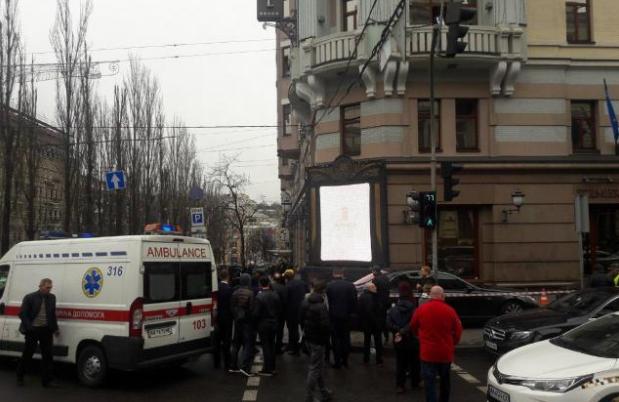 Задержанному националисту проинформировали о сомнении — Убийство Вороненкова
