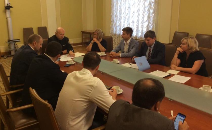 Закон ореинтеграции приведет коткрытой конфронтации— ДНР