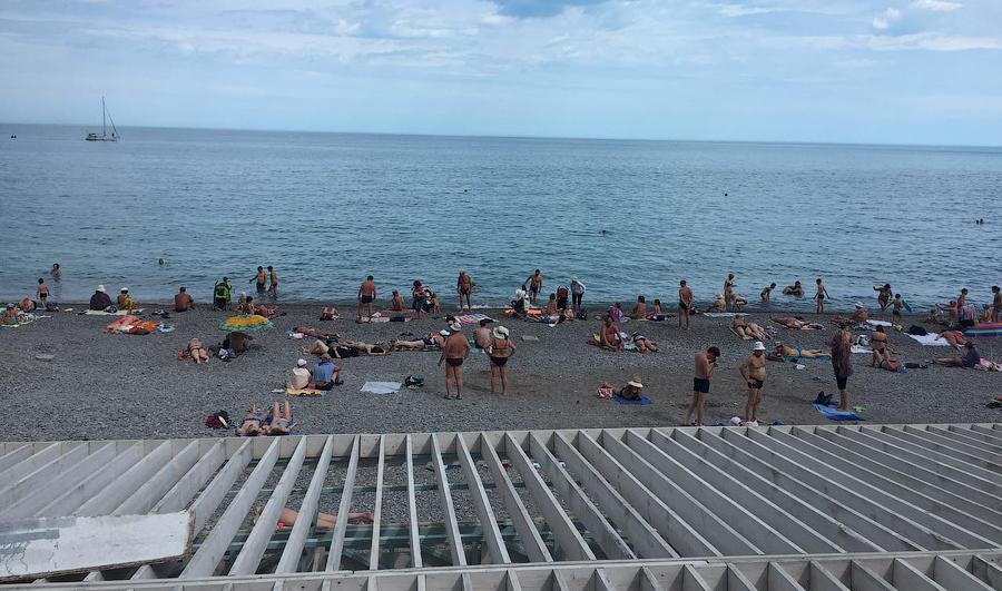 Власти итуроператоры разошлись вомнениях поколичеству отдыхающих вКрыму