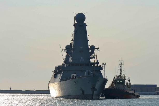 Важный визит: в порт Одессы вошли корабли постоянной военно-морской группы НАТО - кадры