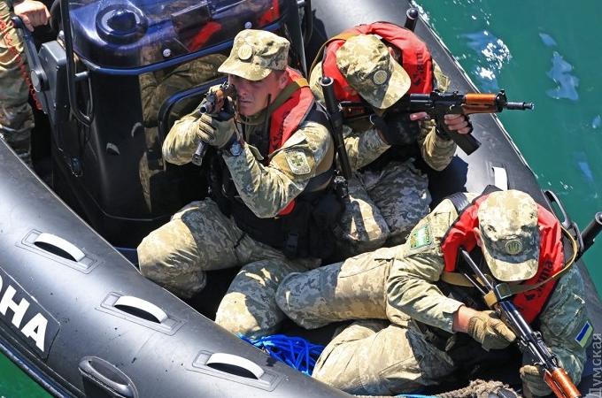 На общих учениях военные США иУкраины отработали авиационный компонент