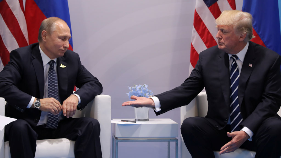 Съезд США пробует воздействовать наТрампа— Косачев