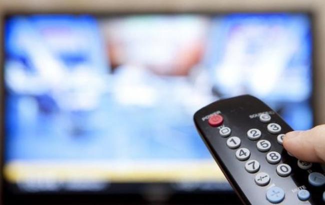 Вгосударстве Украина оставили незапрещенными 5 телевизионных каналов РФиз82