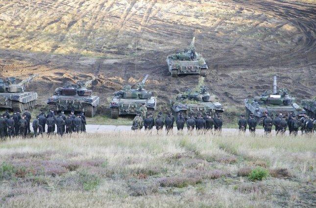 НАТО: Белорусско-российские учения «Запад-2017» схожи наподготовку кбольшой войне