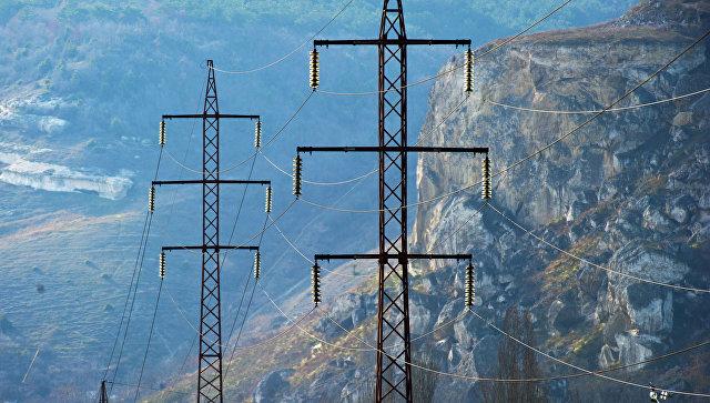 Энергетика Крыма перейдет под контроль «Россетей»