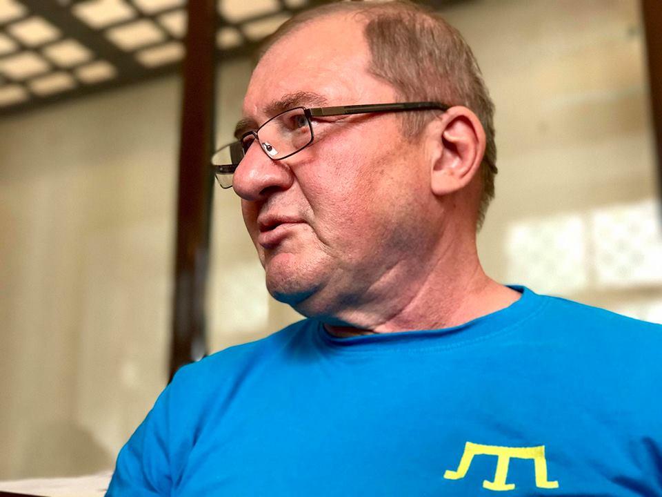 Воккупированном Крыму начался суд поделу Умерова