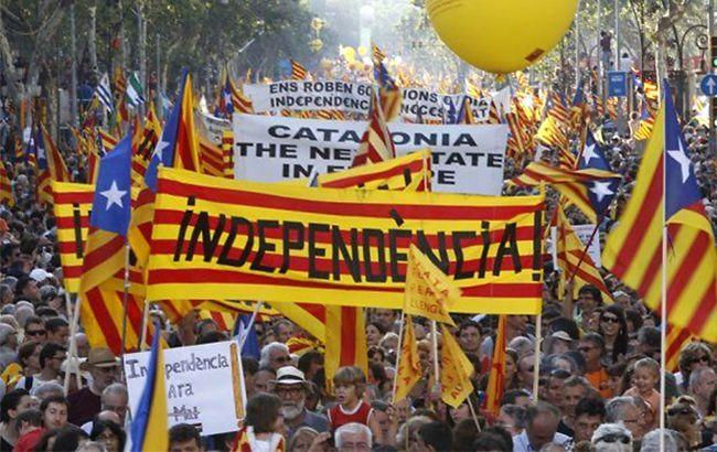 Картинки по запросу каталонский референдум