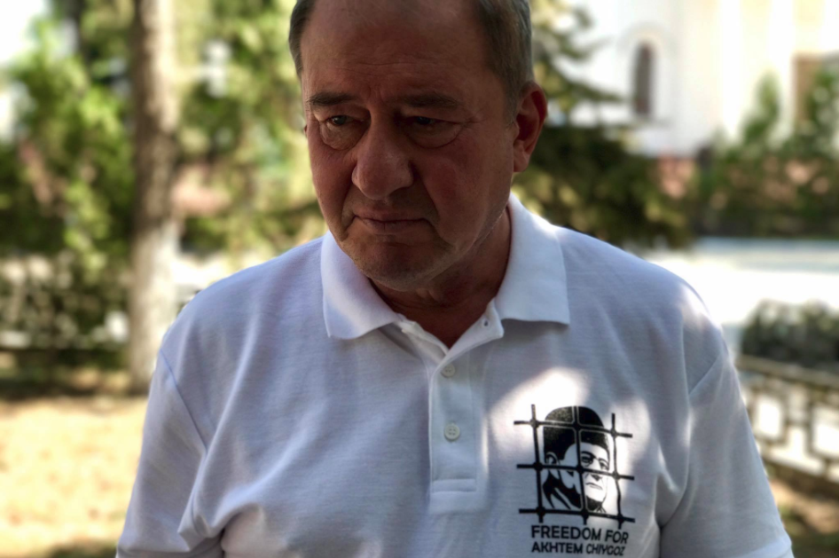 Гособвинение запросило 3,5 года условно для зам.руководителя Меджлиса крымскотатарского народа