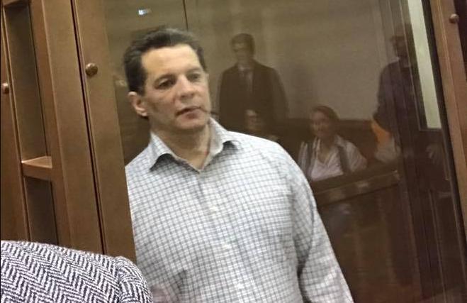 Арест Сущенко продлили надва месяца
