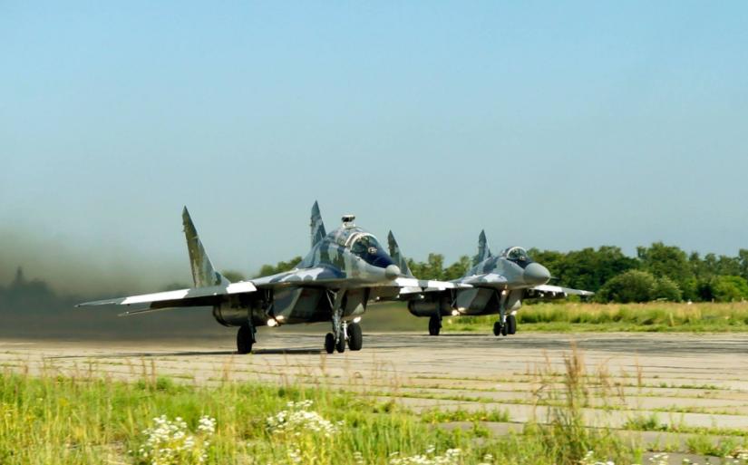 Генштаб привел вбоевую готовность практически  все войсковые  части Воздушных сил ВСУ