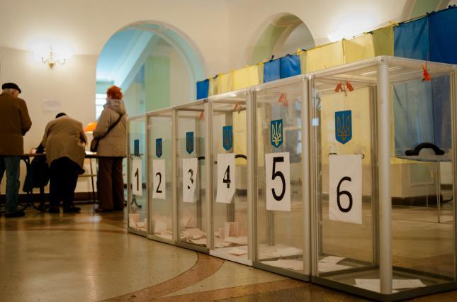 Сегодня в51-й объединенной громаде проходят первые выборы