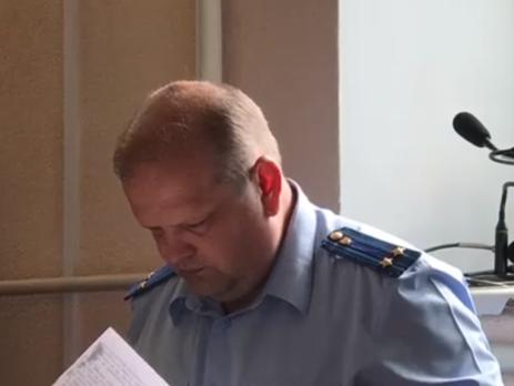 Генпрокуратура Крыма объявила врозыск обвинителя поделу Умерова