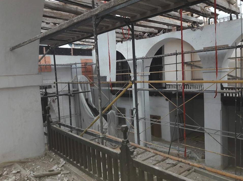 Украинские чиновники смогут посмотреть наотреставрированный Ханский дворец вБахчисарае