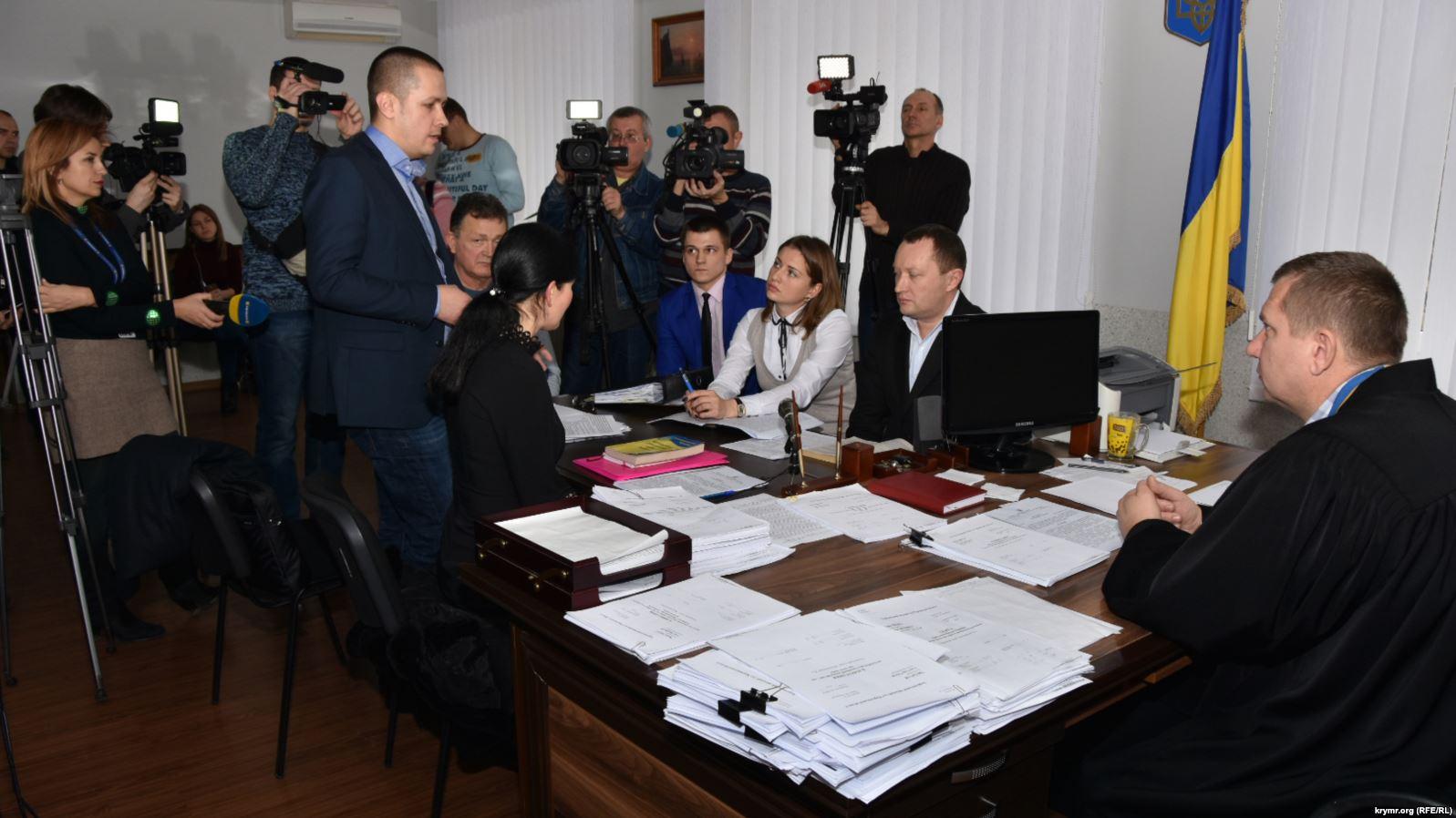 Суд арестовал экс-главу Министерства здравоохранения Крыма Михальчевского