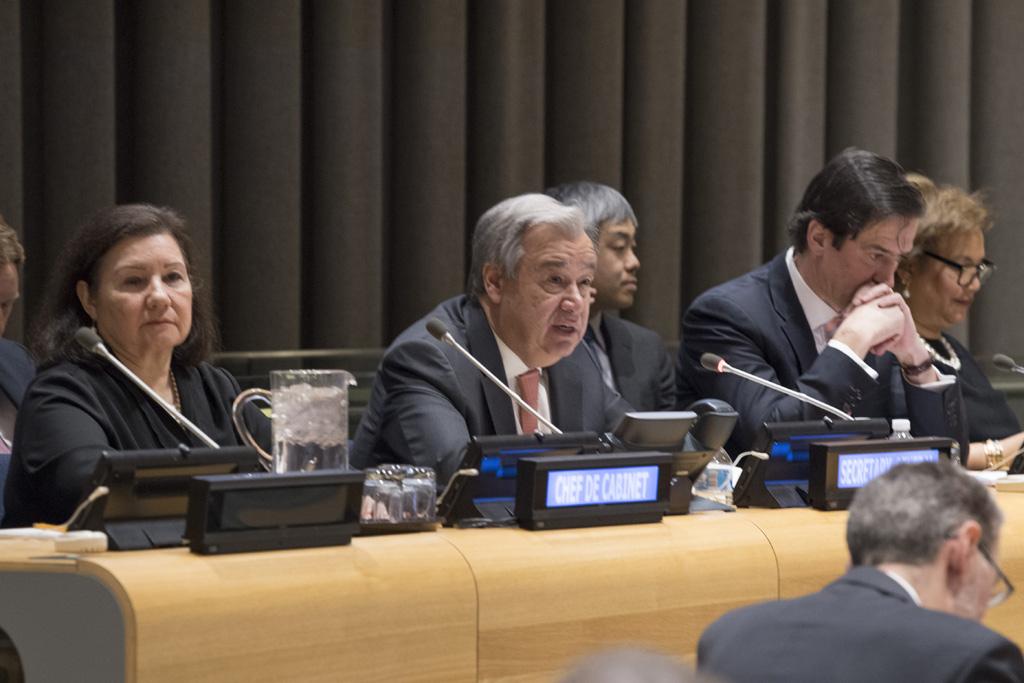 Генеральный секретарь ООН: ВСирии очень множество иностранных военных