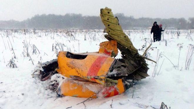 Неменее 540 звонков поступили на«горячую линию» МЧС после крушения Ан-148