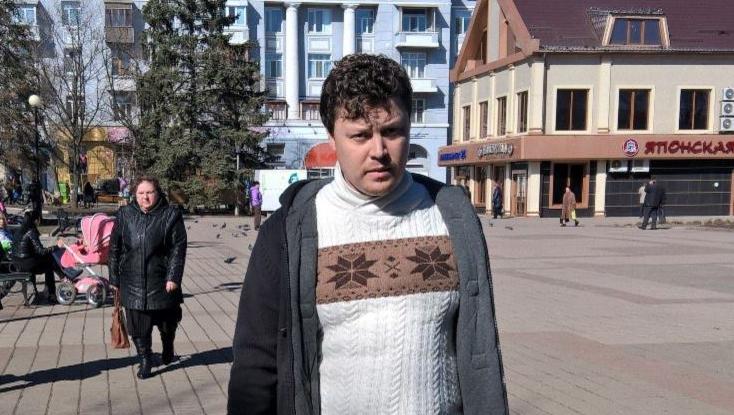 Работники ФСБ задержали украинского шпиона вСимферополе