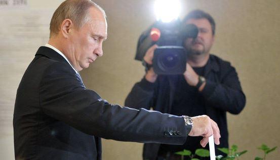 51,9% проголосовали на выборах президента в РФ к 17:00 - «Политика»