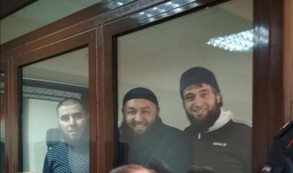 ВКрыму оккупанты продлили арест фигурантам «дела Хизб ут-Тахрир»