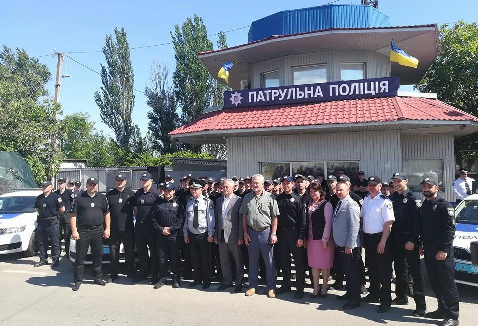 Вгосударстве Украина начала работать «патрульная милиция Крыма»