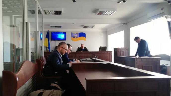 Капитана керченского «Норда» Горбенко киевский суд постановил доставить принудительно