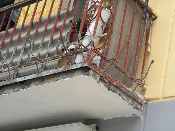 Ремонт балконной плиты. - мои статьи - каталог статей - утеп.