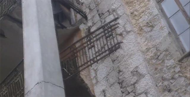 В санатории «Юность» рухнул балкон с тремя детьми, фото-1