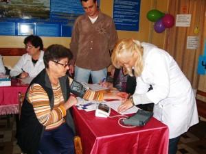 Студентов и сотрудников Ялтинского колледжа проверили на сахарный диабет   diabet akcia 300x225