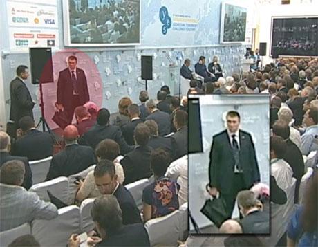 Януковича игнорируют даже в Ялте   ohrana zont