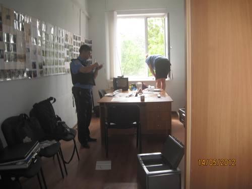 В Крымской Батьківщине заявили о взломе офиса парторганизации (ФОТО